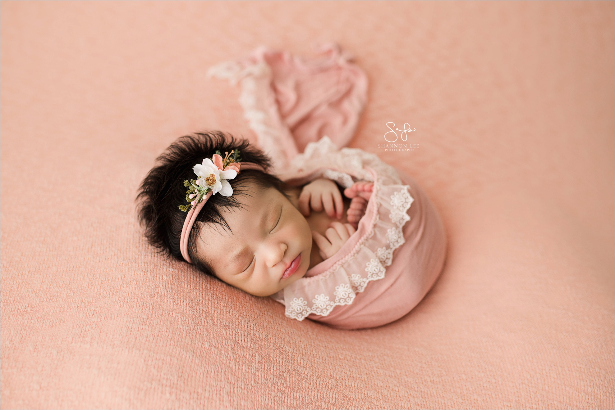 Phoenix Newborn Photography | Sweet Baby Ella