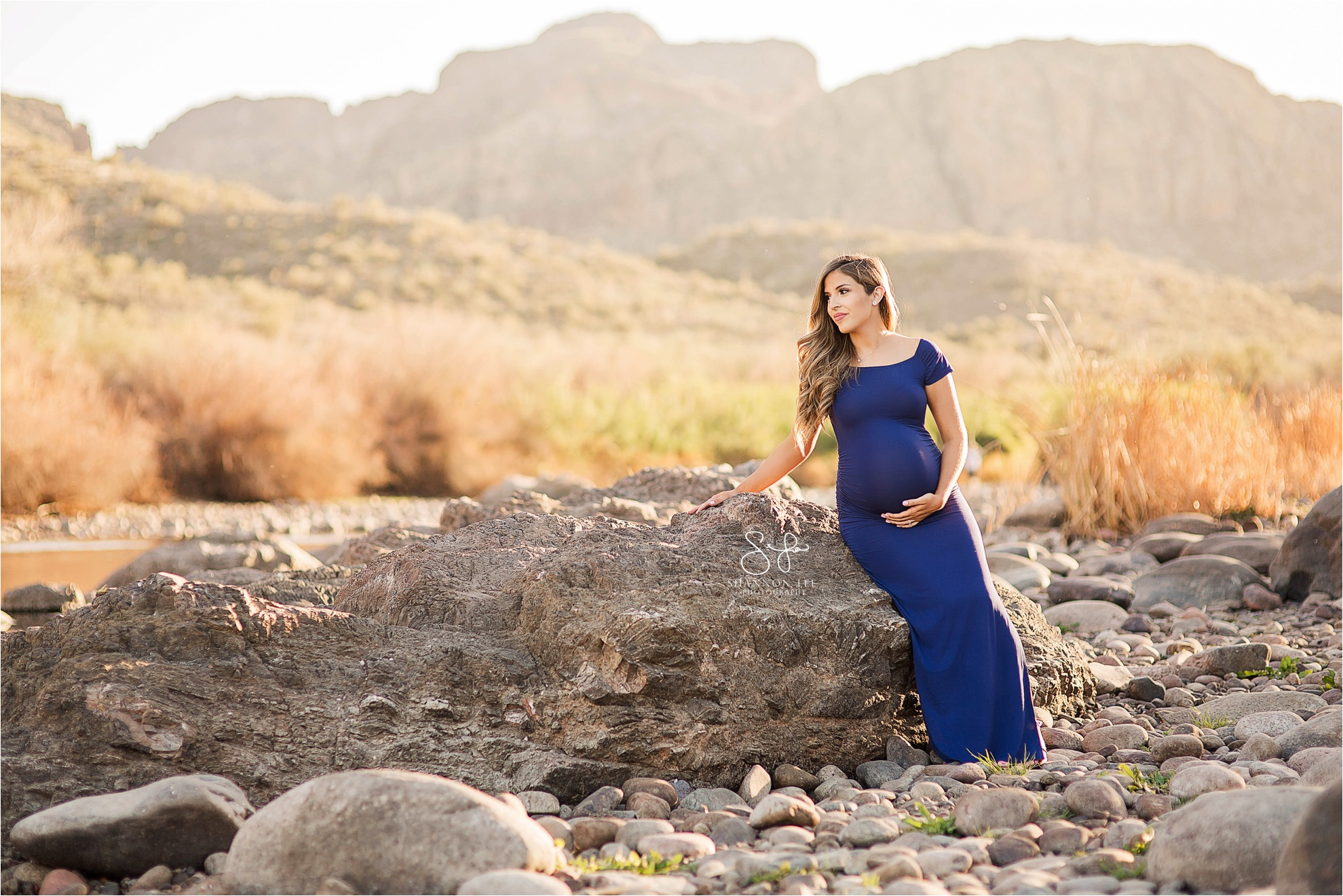 Scottsdale Maternity Photography | Salt River Maternity Session