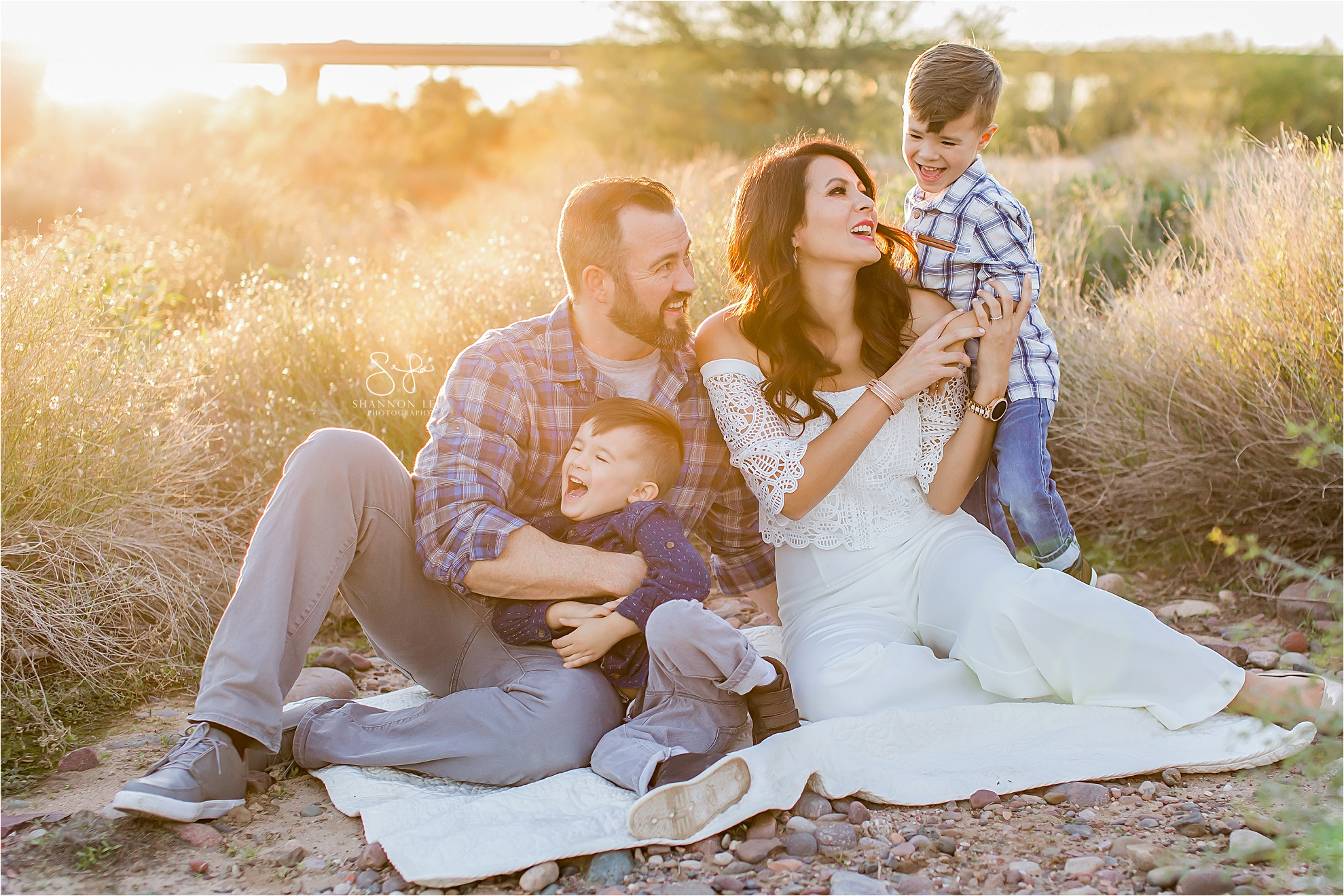 Scottsdale Family Photographer | Greene Family