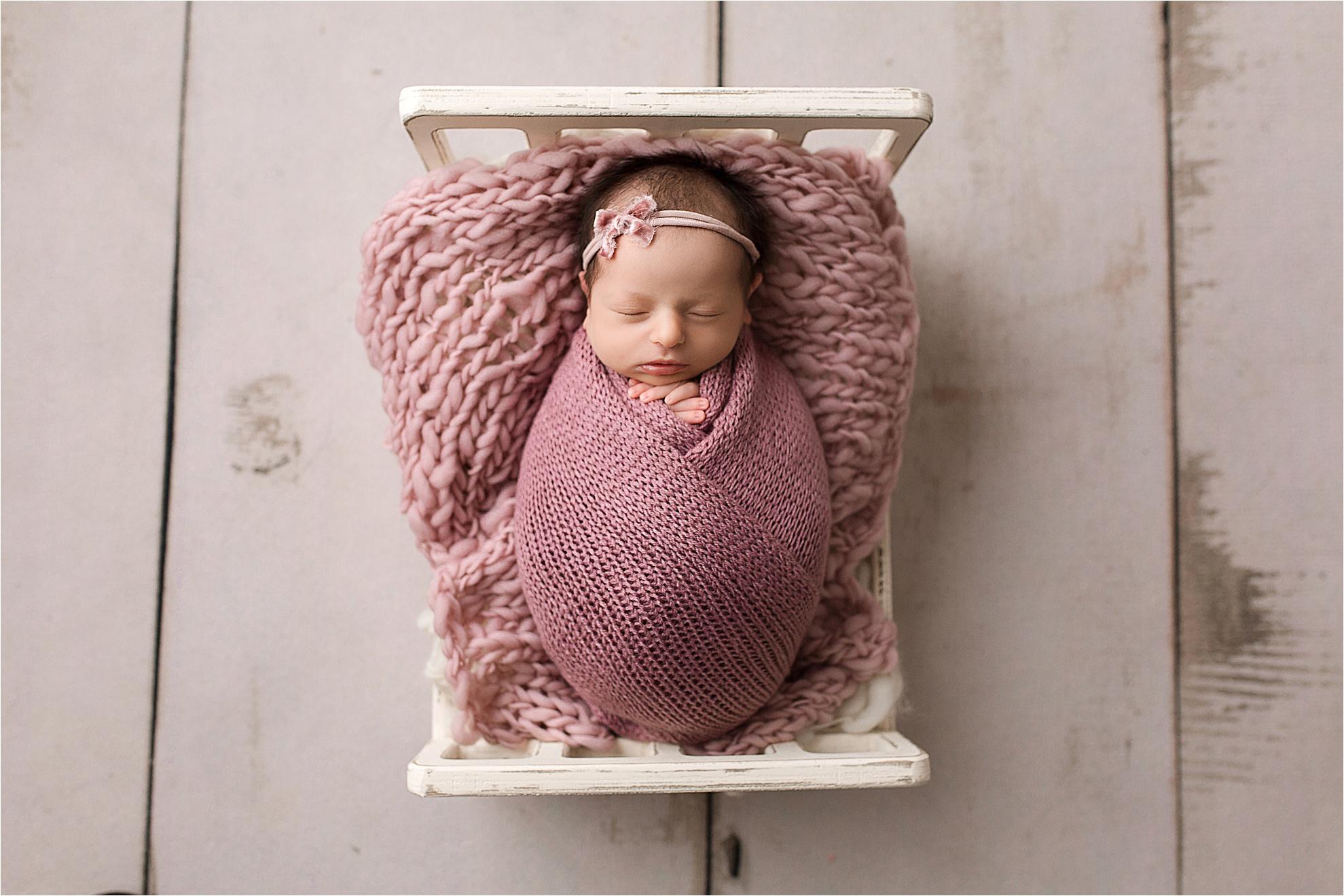 Phoenix Newborn Photography | Baby Mila