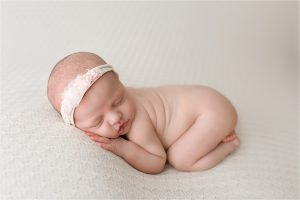 Paradise Valley Newborn Photography | Baby Elowen