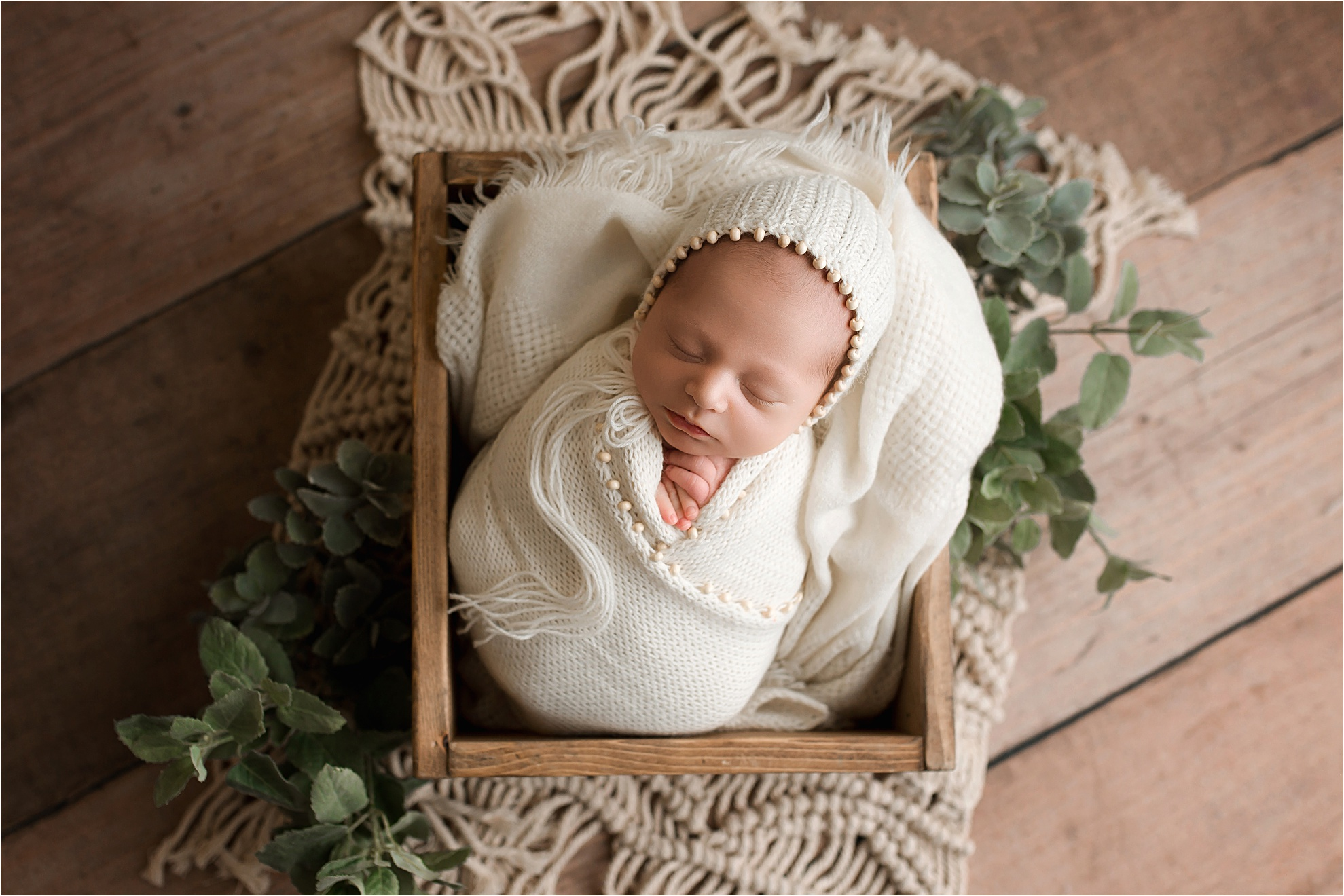 Scottsdale Newborn Photography | Baby Beckham
